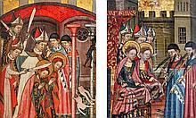 ECOLE ESPAGNOLE, 15ème siècle