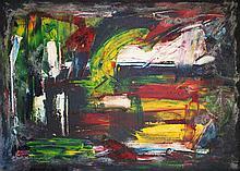 GERARD ERNEST SCHNEIDER (1896-1986)  Composition, 1961