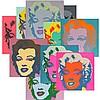 ANDY WARHOL (1928-1987)  « Marilyn »