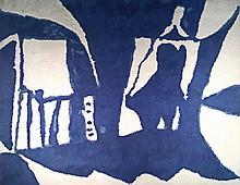 PABLO PICASSO (1881-1973), d'après  « Ombres », 1948
