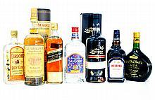 ALCOOLS & SPIRITUEUX DIVERS