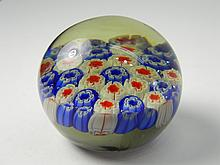 Millefiori Style Paperweight