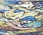 A.C McKAY (SCOTTISH) Terryglass Landscape Oil on