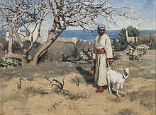 Norman Garstin (1847 - 1926)Summer in Winter/ Alienis Mensibus AestasOil on