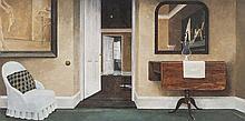 Charles Oakley (b.1925)The Cushion (1986)Acrylic tiles laid on board, 38 x