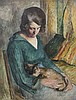 Roderic O'Conor (1860-1940)Femme Assise Avec Chat Sur Ses GenouxOil on canv, Roderick O'Connor, €4,000