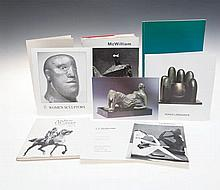 Irish Sculpture Interest  F.E. McWilliam, Roland Penrose, Alec Tivanti Ltd.