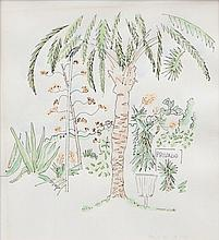 Melanie le Brocquy HRHA (b.1919) Blackrock College Limited edition print, 1