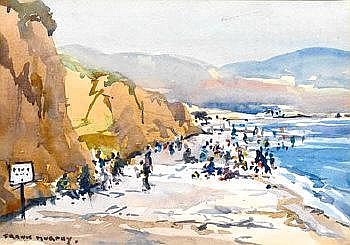 Frank Murphy RUA (1925-1979) Killiney, Co.Dublin