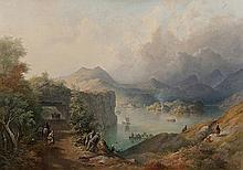 Captain Richard Brydges Beechey RHA (1808-1895)