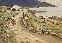 James Humbert Craig RHA RUA (1877-1944) Coast