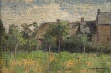 Casimir Dunin Markievicz (1874-1932) St. Lunaire,