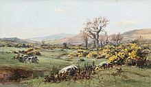 Alexander Williams RHA (1846-1930) Carrickmines