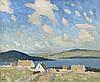 Charles Lamb RHA RUA (1893-1964) Carraroe