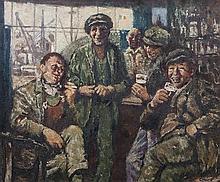 William Conor RHA PRUA ROI OBE (1884-1968) Beero