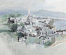 George Campbell RHA RUA (1917-1979) Clifden,