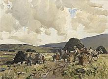 James Humbert Craig RHA RUA (1877-1944) Loading