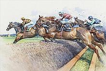 Peter Curling (b.1955) Ireland's Best Watercolour