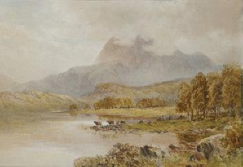 Bingham McGuinness RHA (1849-1917)