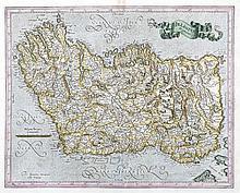 Gerard Mercator, 1512-1594  Irlandia Regnum  Collection of engravin