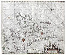 Jacob Aertsz Colom, 1599-1673, Amsterdam  T'canal en yerlandt  nieulyex