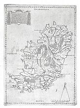 Antonio LeFreri, fl. 1540-1577, Rome  Hibernia Insula