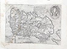 Matthias Quad, Cologne, 1557-1613  Hiberniae Britanicae insulae nova de