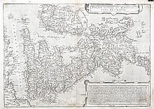 Gerard de Jode, Antwerp 1570 - 1593  Anglia Scotiar Hibernia nova descr