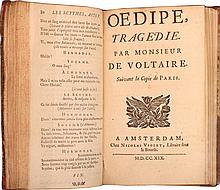 Voltaire's very first play and five other works