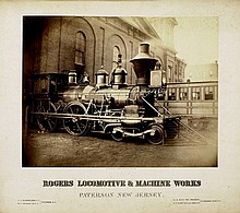 PHOTOGRAPHS - LOCOMOTIVES & RAILROAD BRIDGES