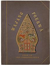 The rare atlas, with the text volume in first edition