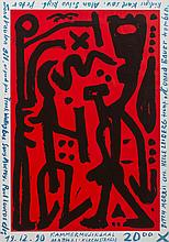 Penck's Kammermusiksaal (1990)