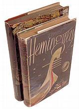 Hemingway, Ernest.  Pair of Hemingway First Editions
