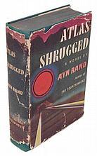 Rand, Ayn.  Atlas Shrugged