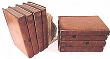 Marshall, William.  Rural Economy Collection, 4 Works in 8 Volumes