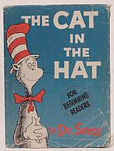 Dr. Seuss.  The Cat in the Hat