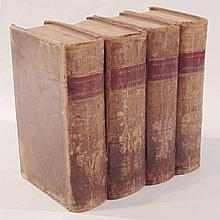[Law, Early American Imprint]  Blackstone, William.  Commentaries on the Laws of England . In Four Books