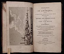 [Golf]  Delineations of St. Andrews.  1807