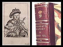 Life and Raign of King Henry.  1649.