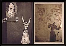Frank Sepp & Goethe.  Faust.  1921