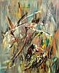 Fernand LEDUC (né en 1916) Composition. Huile sur, Fernand Leduc, Click for value