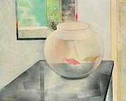 Pierre GARCIA-FONS (né en 1928) Aquarium-table de