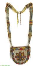Yoruba  Ifa Priest's Beaded Necklace Old  Nigeria African