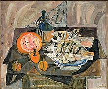 Szancenbach Jan - STILL LIFE, 1964, oil, canvas