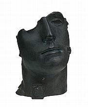 Mitoraj Igor - HEAD, 1987-1990, bronze