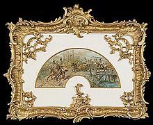 Kossak Juliusz - CRACOW WEDDING, 1891, watercolour, paper