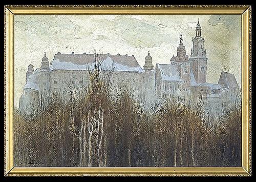 Fabijański Stanisław - WAWEL, ABOUT 1910,