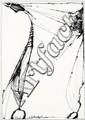 Brzozowski Tadeusz - CYKLOETER, 1965, ink, pen, paper
