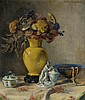 de Bouché Arnulf - STILL LIFE, oil, canvas