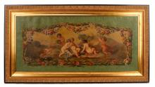 French Rococo Style,